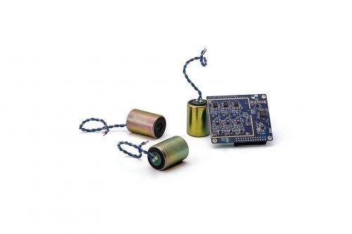 Raspberry Shake 3D Board & Sensors