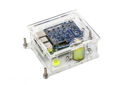 "Raspberry Shake 4D ""Pi-Full"" Kit"