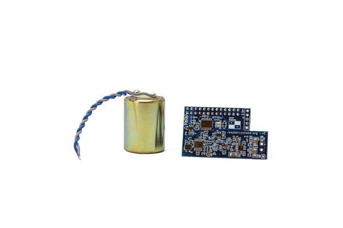 Raspberry Shake Original Board & Sensors