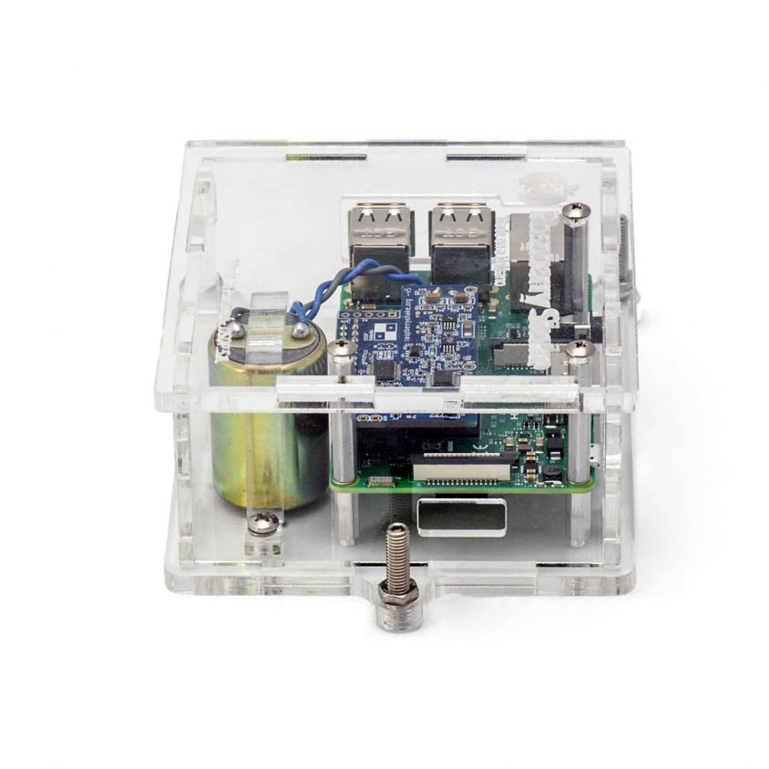 "Raspberry Shake Original ""Pi-Full"" Kit"